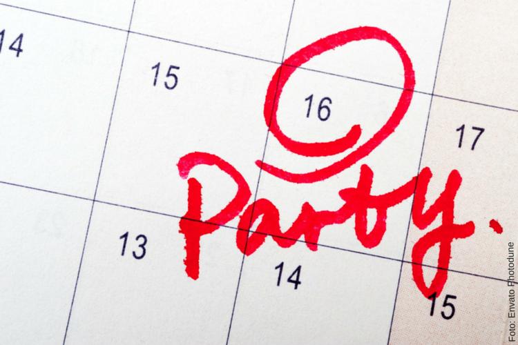 Wieso du an deinem 50. Geburtstag unbedingt eine große Fete machen solltest