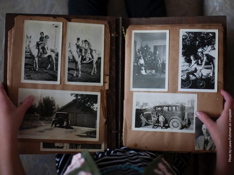 Ist bei dir das Kinder-Fotoalbum auch ein Streitthema?