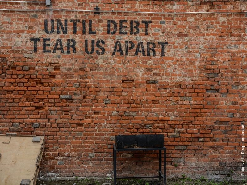 Meine beste Strategie, wie du deine Schulden in den Griff bekommst