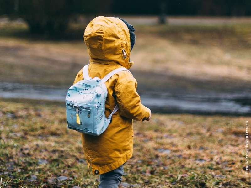 Wie ein Kind das Wechselmodell erlebt