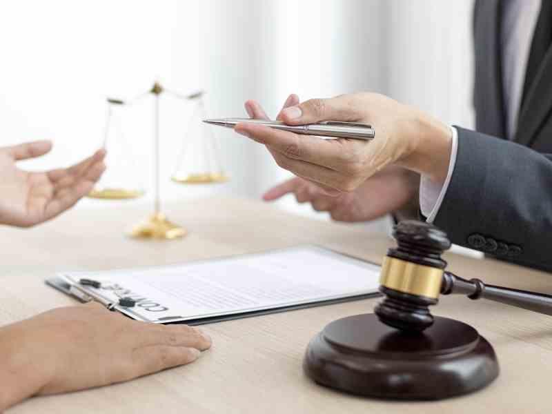 Anwalt wechseln
